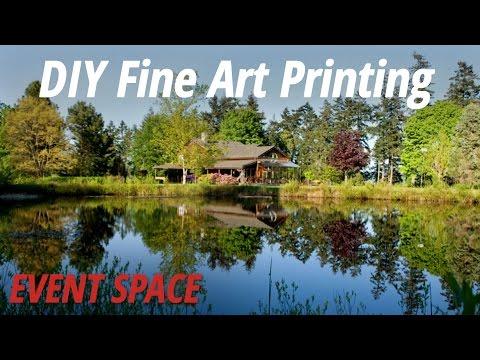 DIY Fine Art Printing