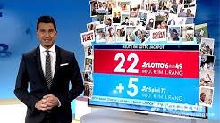 Ziehung der Lottozahlen vom 23.05.2020