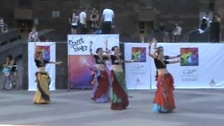 ''Kupava Tribal Dance'', фестиваль уличных танцев в Ростове-на-Дону 27.06.2013г