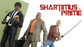 Pulp Fiction Wave 1 Diamond Select Toys Quintin Tarantino Film Movie Action Figure Toy Review