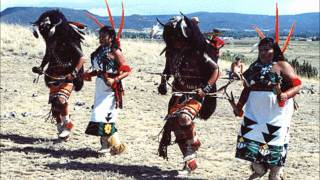 Hopi buffalo dance song