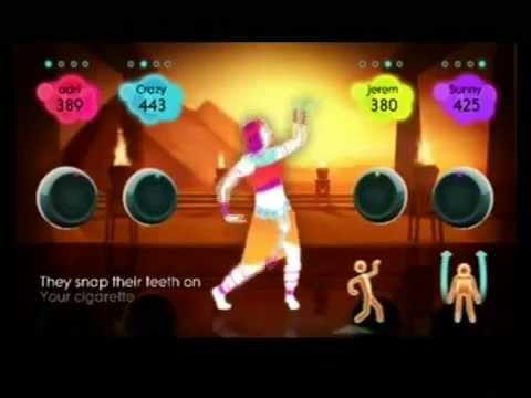 Bangles - Walk Like An Egyptian (Just Dance 2)