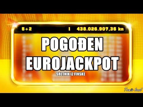 Eurojackpot Izvlačenje