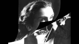 Maria Tanase - Asta noapte te-am visat