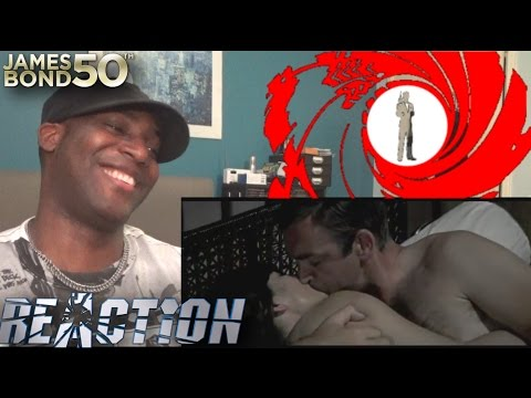 ULTIMATE JAMES BOND TRIBUTE (celebrating 50 years) (ARHC) CLASSIC TRAILER REACTION!