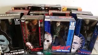 """McFarlane and NECA 18"""" Action Figure Collection"""