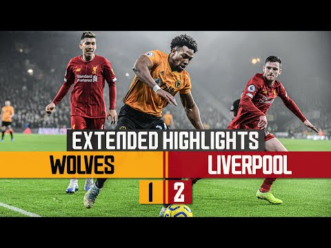Traore and Jimenez combine again | Wolves 1-2 Liverpool | Extended Highlights