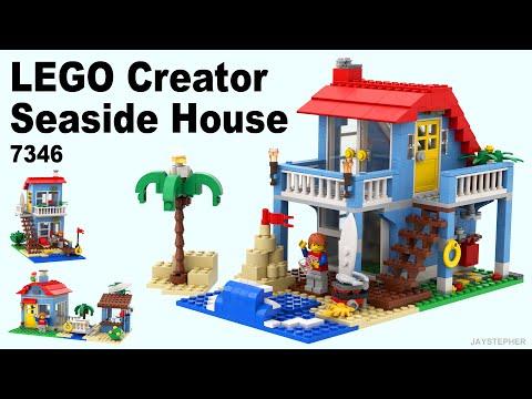 REVIEW - Lego Creator Seaside House (7346) [CC]
