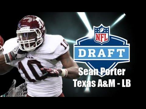 Sean Porter - 2013 NFL Draft Profile