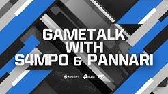 NYYRIKKI R6 Gametalk Episode 1 - s4mpo & pannari