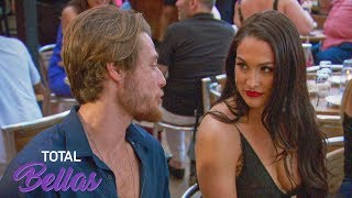 Mama Bella sets Nikki up on a blind date: Total Bellas Preview Clip, Jan. 20, 2019