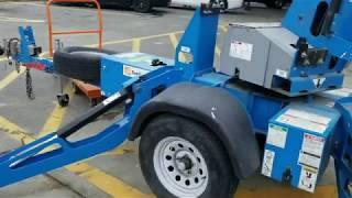 Towable boom lift compare Haulotte Bil-Jax Genie JLG
