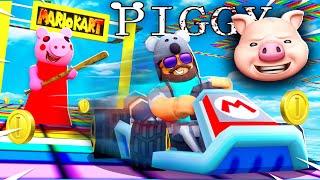 ROBLOX PIGGY MARIO KART UPDATE..