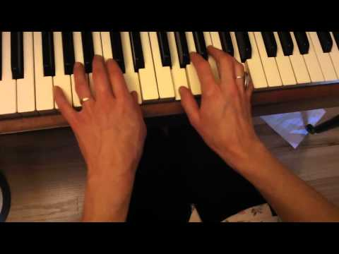 Who's That- Chords in both hands