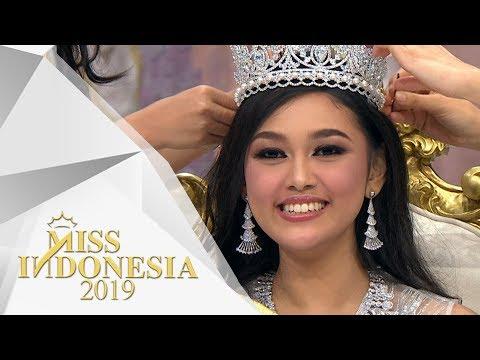 Pengumuman Pemenang Miss Indonesia 2019 | Miss Indonesia 2019