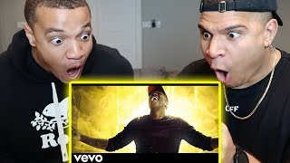 REACTING TO KSI - Little Boy Official Music Video (W2S DISS TRACK)