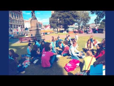 EF Edinburgh: Experience  by Democratic Island