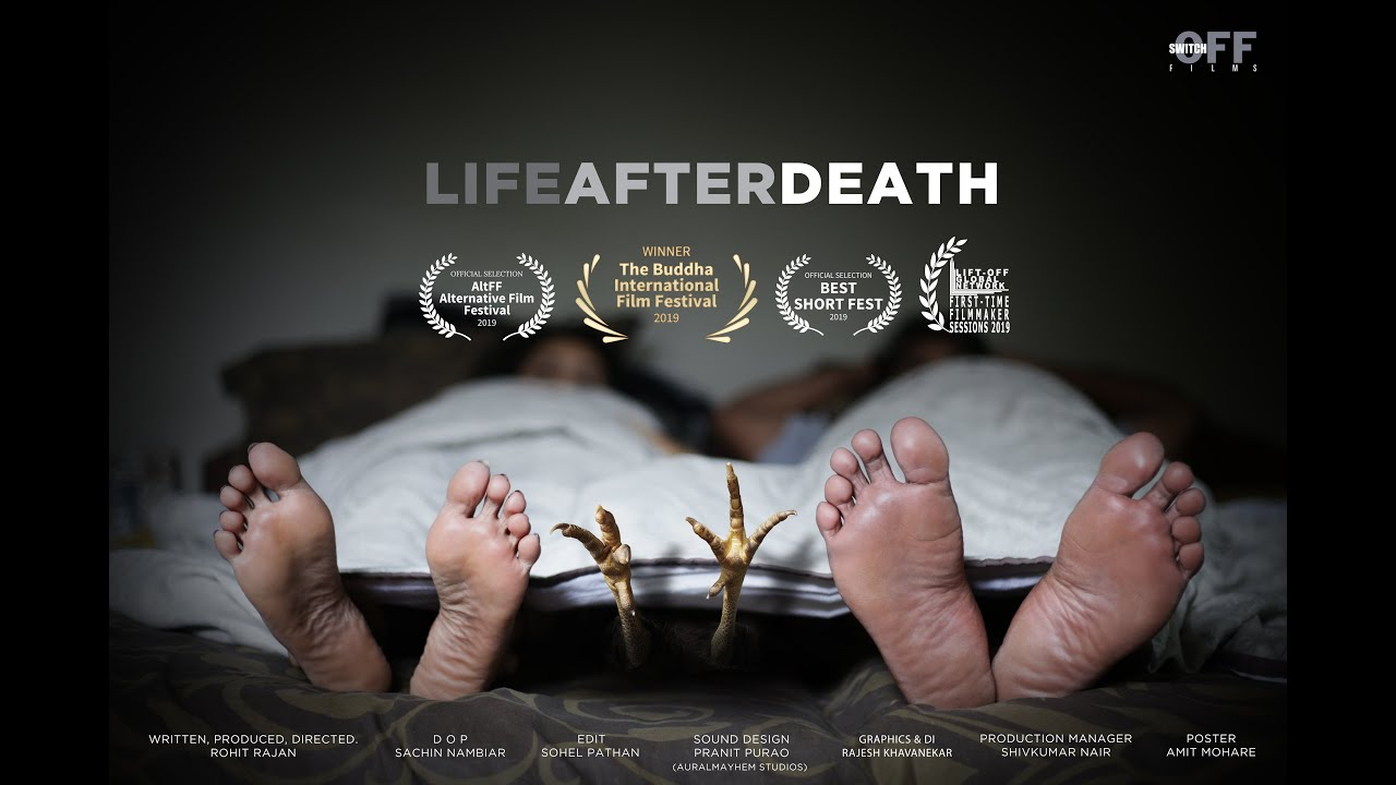 LIFE AFTER DEATH | EXPERIMENTAL SHORT FILM