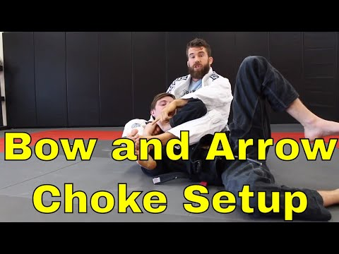 Do People Escape Your Back Mount ? Use this BJJ Choke Setup