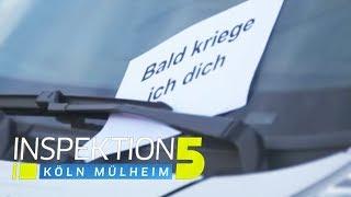 Gruselige Drohbriefe und mieses Graffiti: Bald kriege ich dich! | Inspektion 5 | SAT.1 TV