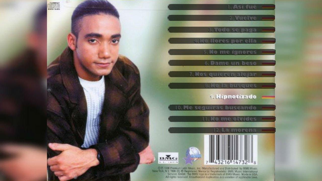 Elvis Martinez Me Seguiras Buscando Audio Oficial Album Musical Todo Se Paga 1998 By Elvis Martinez