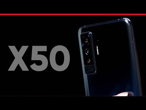 Первый обзор Vivo X50. Eldorado.ua