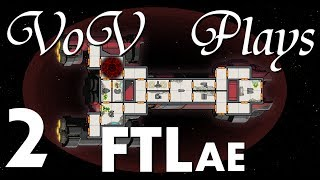 Bloody Vengeance - VoV Plays FTL AE: Federation Cruiser Type C - Part 2