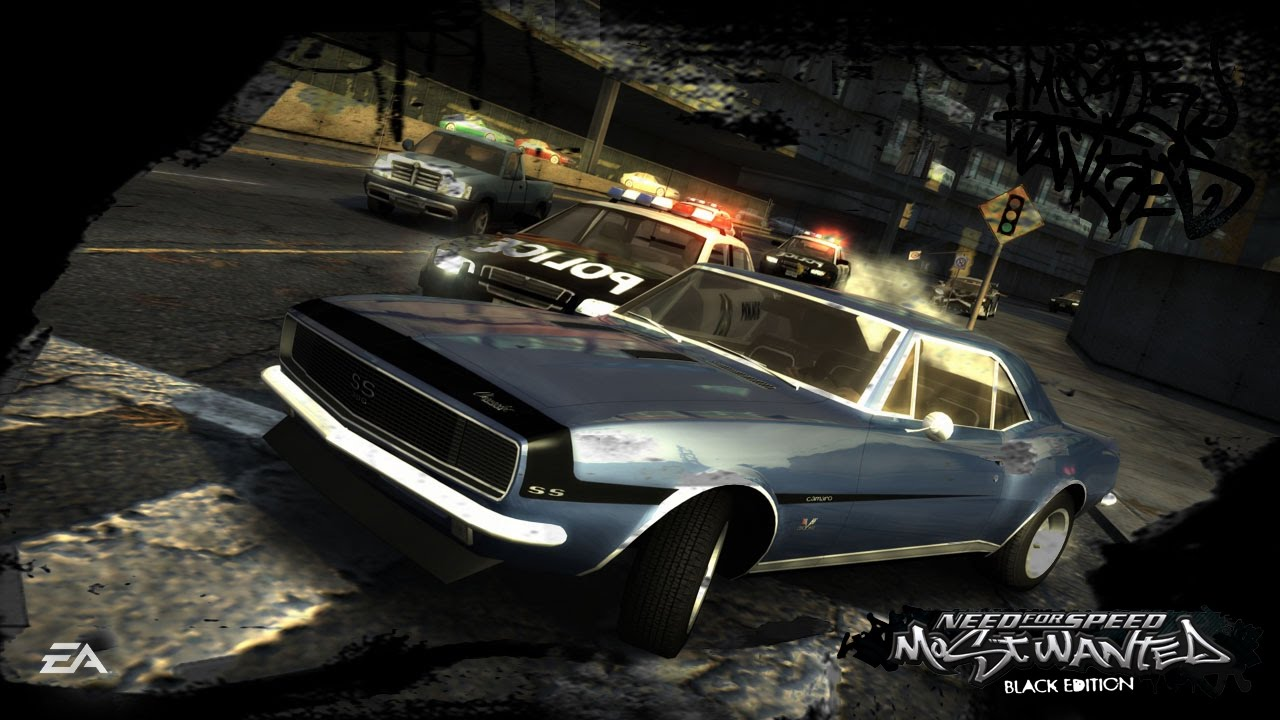 nfs most wanted 2005 black edition pc download torrent