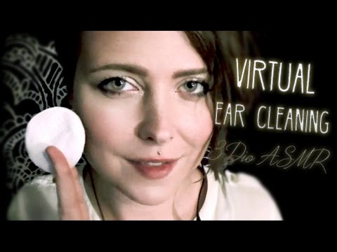 3DIO ASMR ♡👂 INTENSE Virtual & Binaural Ear Cleanse 👂♡