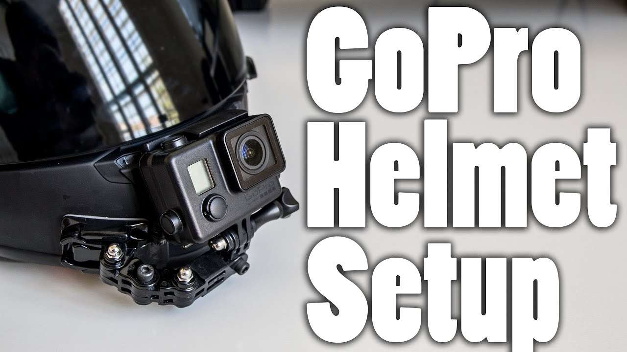 6 Best Gopro Helmet Mounts And How To Use Them 2020