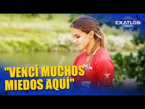 Dania Aguillón se despide de Exatlon   Exatlón EEUU #5
