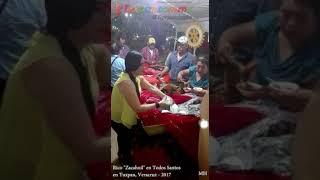 Zacahuil en Tuxpan, Veracruz en Todos Santos 2017