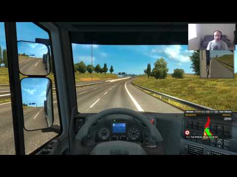Episode 013: Euro Truck Simulator 2 Gameplay - Office Paper