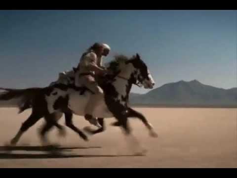Hidalgo Ending Race-Whit Return To Snowy River Music