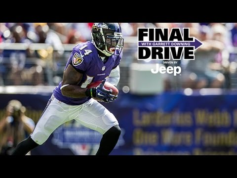 Devin Hester Close To Breaking Big Return | Final Drive | Baltimore Ravens
