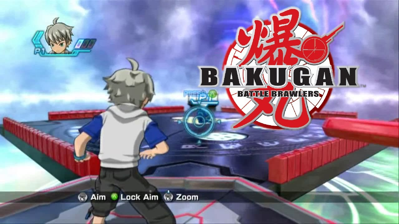 Bakugan Battle Brawlers - Beginner Walkthrough - Game Collection Backlog -  PS3 Gameplay