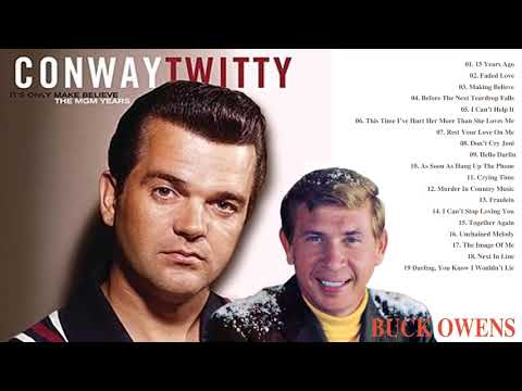 Download CONWAY TWITTY & BUCK OWENS - the best songs Conway Twitty