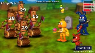 FNaF World lets play 2 new findings pt1