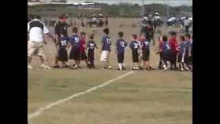 Ravens Mighty Mites 2012 Season