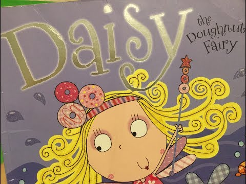 Read Along Daisy the Donut Fairy Storytime Children's book | read aloud