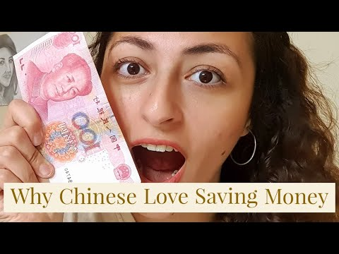 Why Chinese People Care So Much About Saving Money 为什么中国人特别在乎攒钱