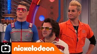 Henry Danger | Body Swap | Nickelodeon UK