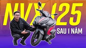 Yamaha NVX 125 sau gần 2 vạn km: MÁY NGON nhưng lắm cái DỞ!