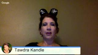 Join authors Olivia Hardin and Tawdra Kandle as they chat about the...