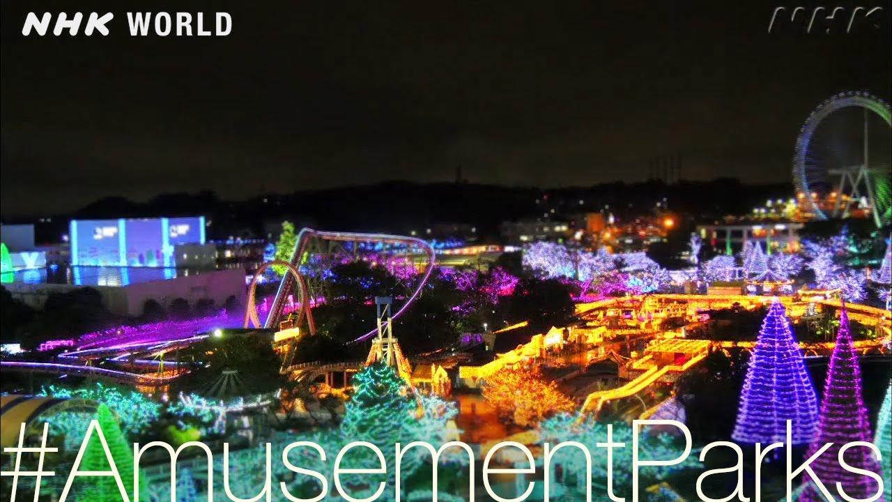 Photo of Light up the Night [Amusement Park] – #TOKYO [Japan] – video