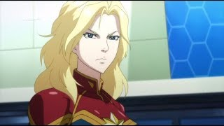 Captain Marvel First Fight - Marvel Future Avengers