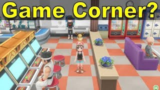 Game Corner Returns in Pokemon Lets Go?! [New Trailer Breakdown] | @GatorEXP