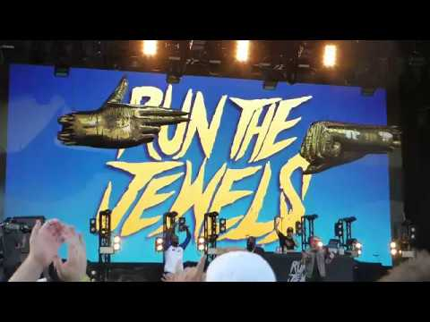 Run The Jewels - Bring Fan On Stage LIVE ACL Fest Weekend 1 [HD] 10/8/17