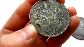 Antique Silver Coins Found at Garage Sale!!!