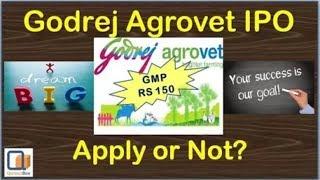 Godrej Agrovet ltd IPO Review, allotment, listing Grey market rate